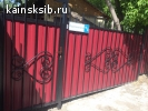 Ворота, заборы, металлоизделия.